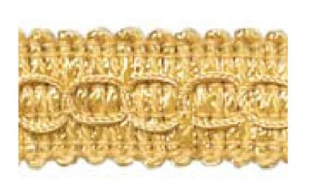 Tassle Fringe  -  Gold D01 - Value Pack 16.1/2 mtrs